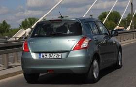 Suzuki Swift IV (2010-2017)