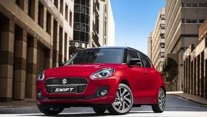 Suzuki Swift po face liftingu