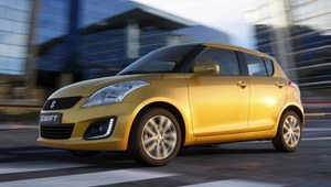 Suzuki Swift po liftingu od 43 900 zł