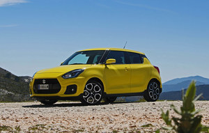 Suzuki Swift Sport - czy to już hot hatch?