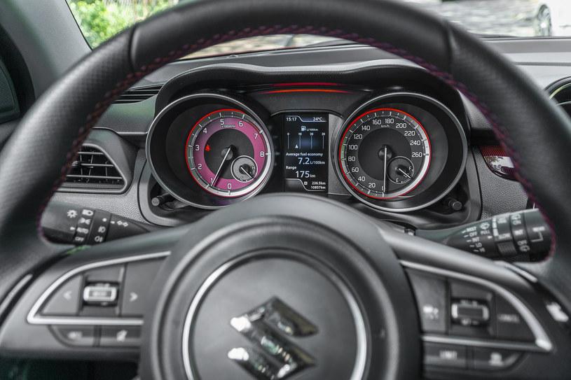Suzuki Swift Sport Hybrid /INTERIA.PL