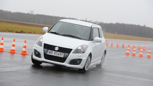 Suzuki Swift Sport - test