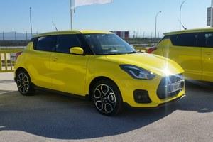 Suzuki Swift Sport - znamy polską cenę i specyfikację