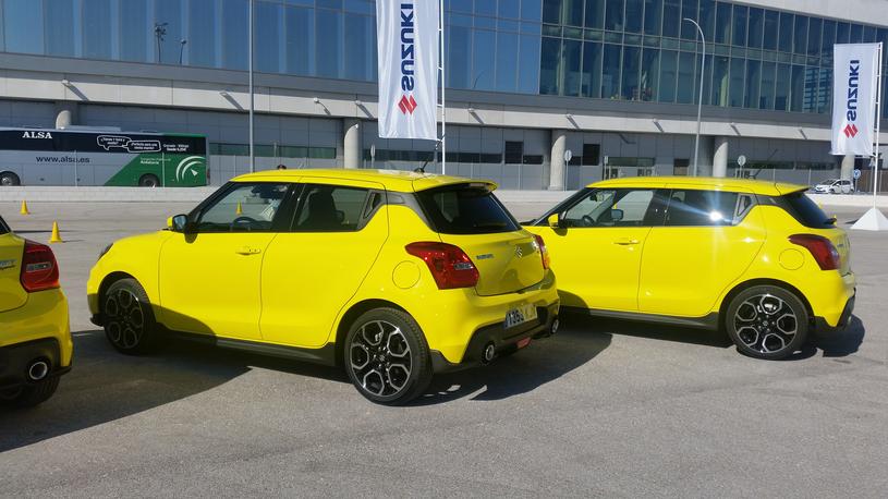 Suzuki Swift Sport /INTERIA.PL