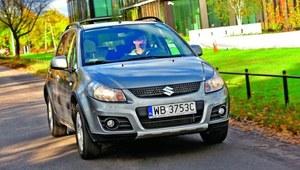 Suzuki SX4 1.6 4WD Premium - test