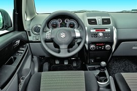Suzuki SX4 1.6 4WD Premium