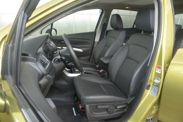 suzuki sx4 s-cross fotele /Motor