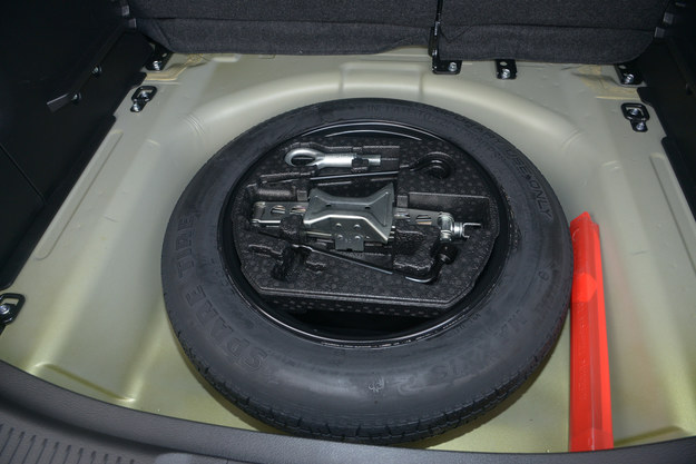 Suzuki SX4 S-Cross koło zapasowe /Motor