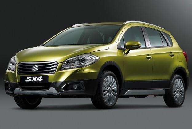 Suzuki SX4 /