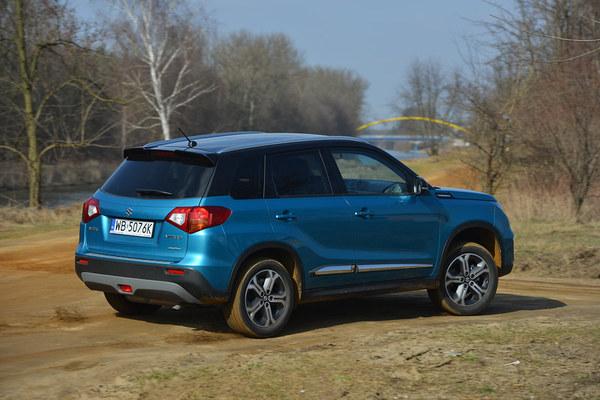Suzuki Vitara 1 6 Xled Allgrip Zdj 4 Magazynauto Interia Pl Testy I Opinie O Samochodach