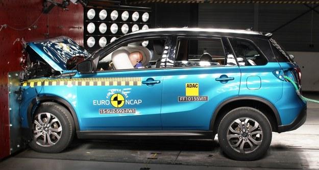 Suzuki Vitara /Euro NCAP