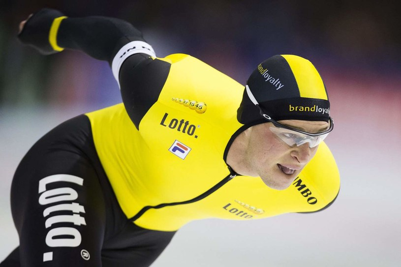 Sven Kramer prowadzi w łącznej klasyfikacji /AFP