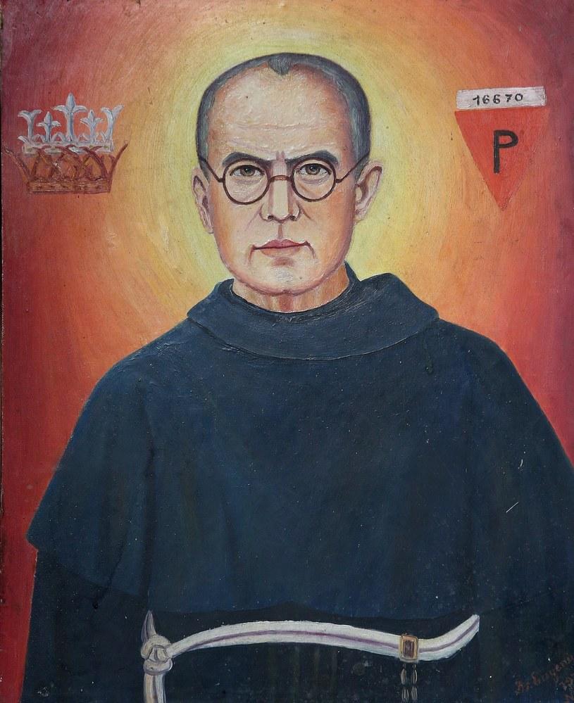 Św. Maksymilian Maria Kolbe przewidział wybuch w Nagasaki /MONKPRESS /East News