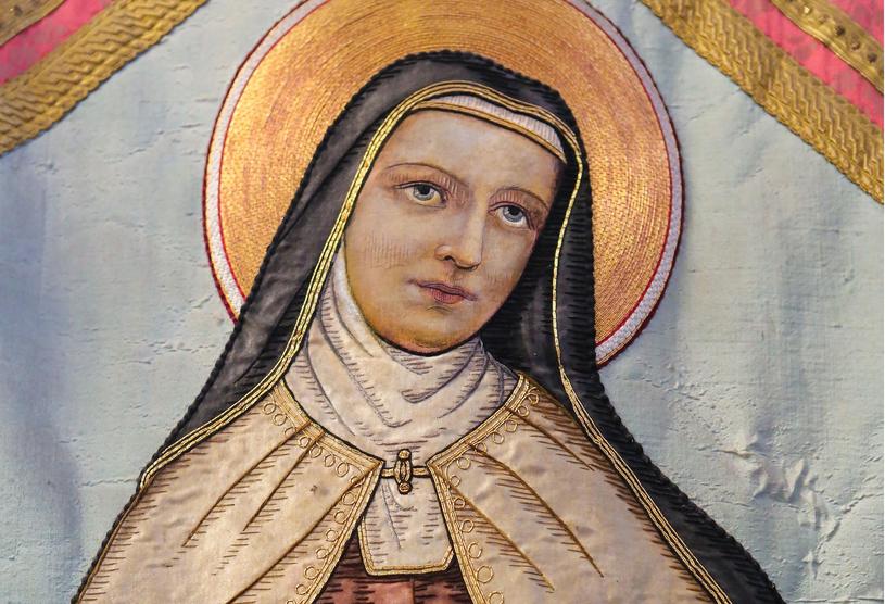 Św. Teresa z Lisieux /123RF/PICSEL
