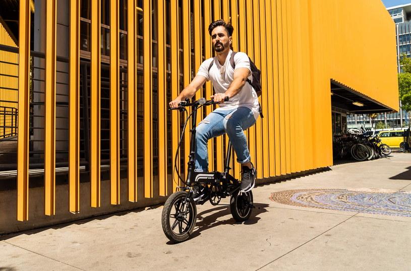 SWAGTRON - jeden z przykładowych rowerów /materiały prasowe