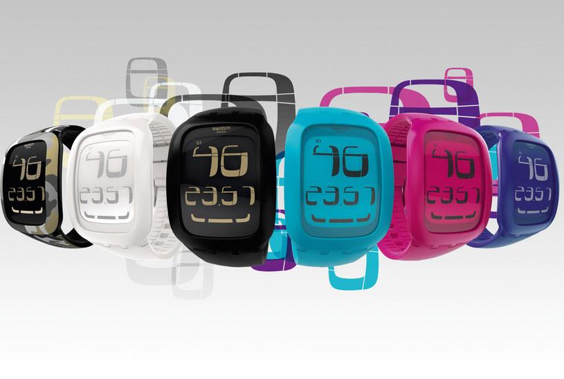 Swatch Touch 2011  /materiały prasowe