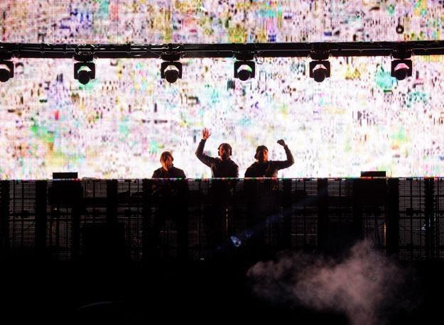 Swedish House Mafia nie będą dobrze wspominać koncertu w Dublinie fot. Kevin Winter /Getty Images/Flash Press Media