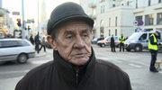 Świadek wypadku w Łodzi: Nie poczuł, że w samochód rąbnął?!