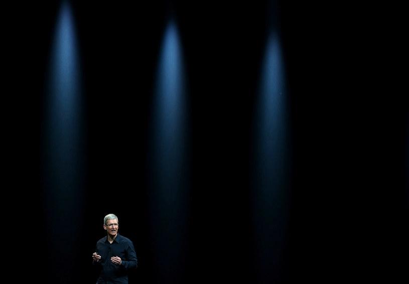 Świat już czeka na nowego iPhone'a, dlatego pozycja Apple słabnie? /AFP