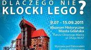 Świat klocków Lego w Gdańsku
