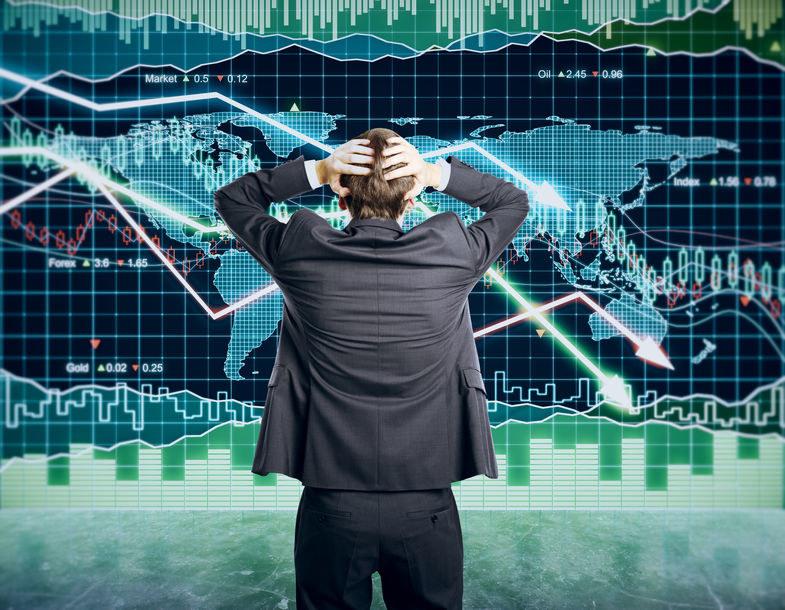 Świat pogrąża się w kryzysie. Kto z niego wyjdzie najszybciej? /123RF/PICSEL