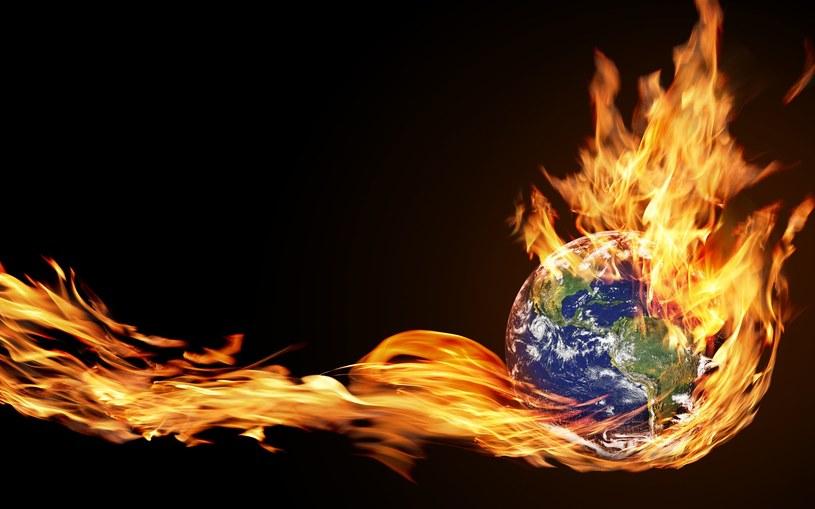 Świat u progu klimatycznej katastrofy? /123RF/PICSEL