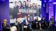 """""""Świat w ogniu: Początki"""": Polscy aktorzy o kulisach międzynarodowej produkcji BBC"""