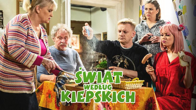"""""""Świat według Kiepskich"""" /Polsat"""