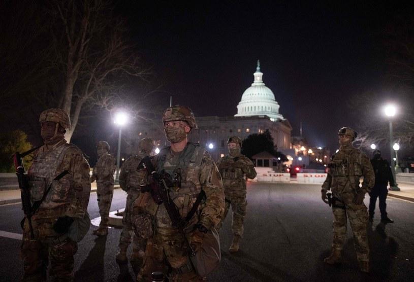 Świat zaniepokojeny wydarzeniami na Kapitolu /AFP