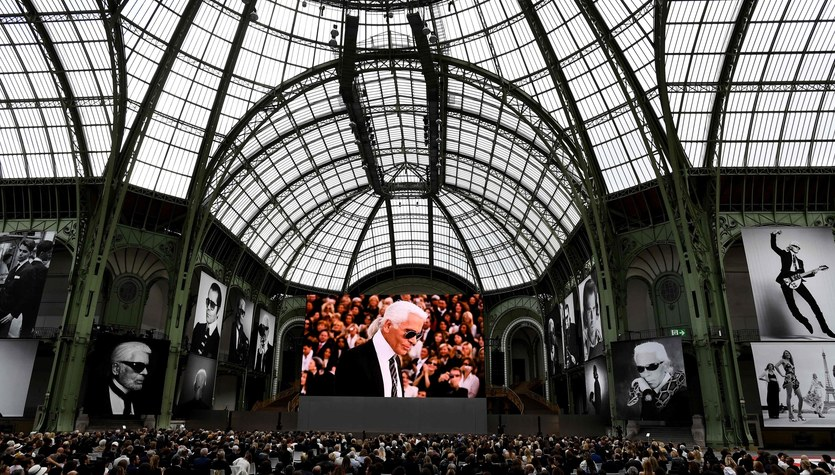 Świat żegna Karla Lagerfelda. Karl for Ever