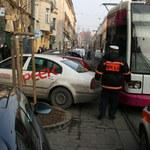 Świąteczna blokada Krakowa