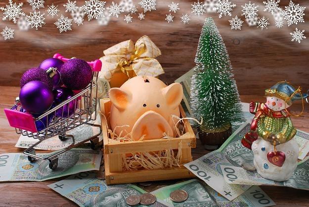 Świąteczna pożyczka może nas sporo kosztować /©123RF/PICSEL