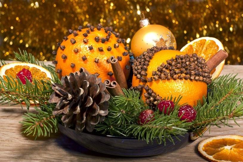 Świąteczne pomandery /©123RF/PICSEL