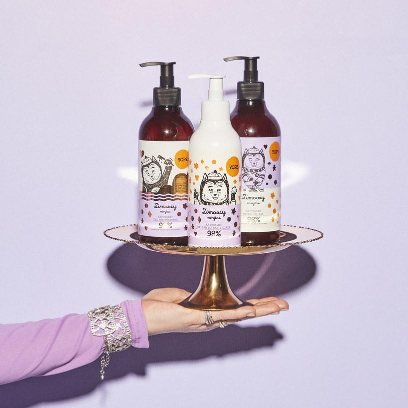 Świąteczne zapachy od Yope /materiały prasowe
