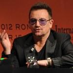 Świąteczny Bono z przyjaciółmi