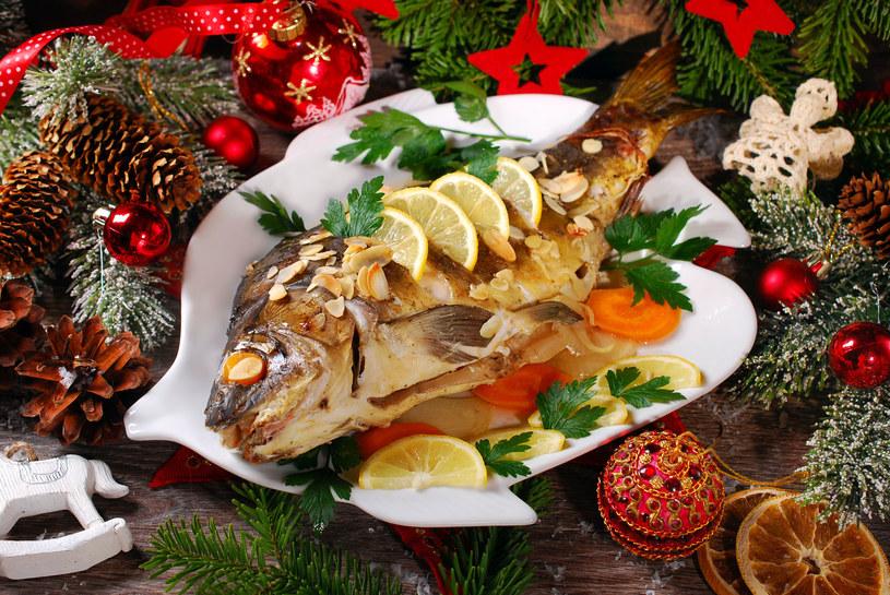 Świąteczny karp /123RF/PICSEL