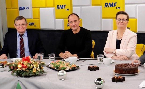 Świąteczny Mazurek i goście. Z politykami, ale bez polityki