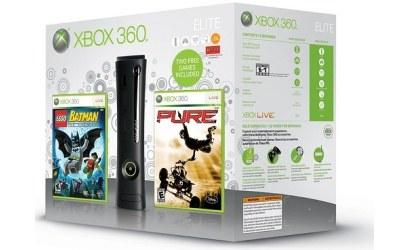 Świąteczny zestaw konsoli Xbox 360 - zdjęcie /gram.pl