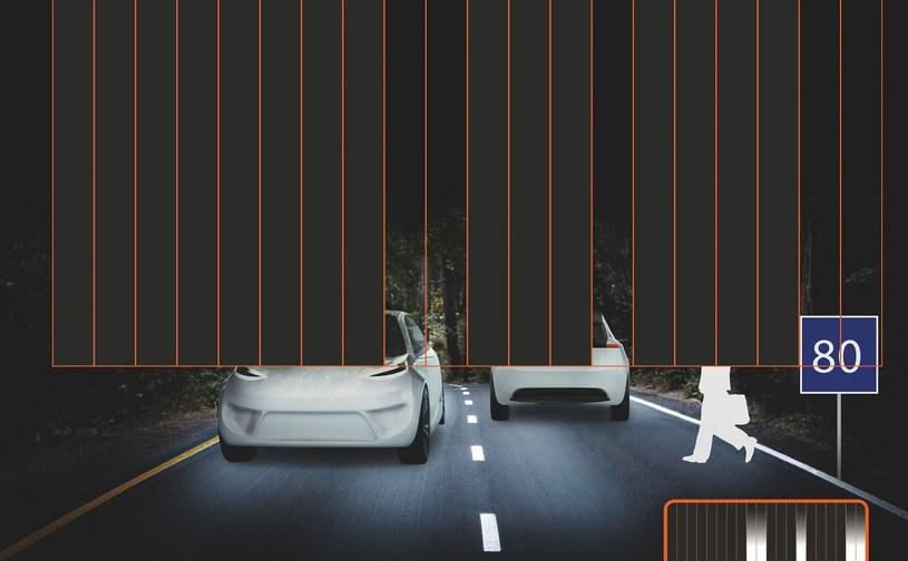 Światła Matrix LED Audi /