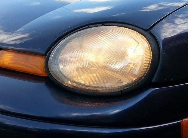 Zniszczone Lampy Nie Musisz Ich Wymieniać Motoryzacja W