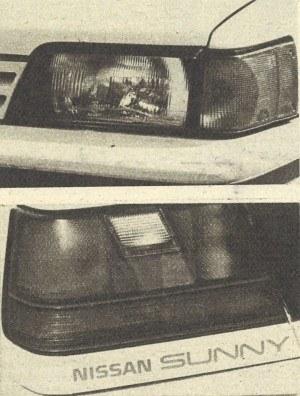 światła /Motor