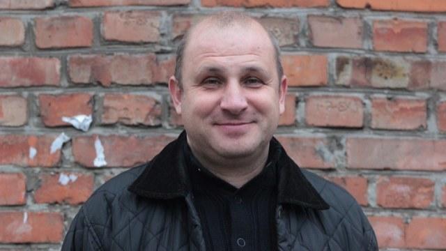 Światosław Szeremeta, szef ukraińskiej państwowej komisji do spraw upamiętnień ofiar wojen i represji, nie został wpuszczony do Polski. /