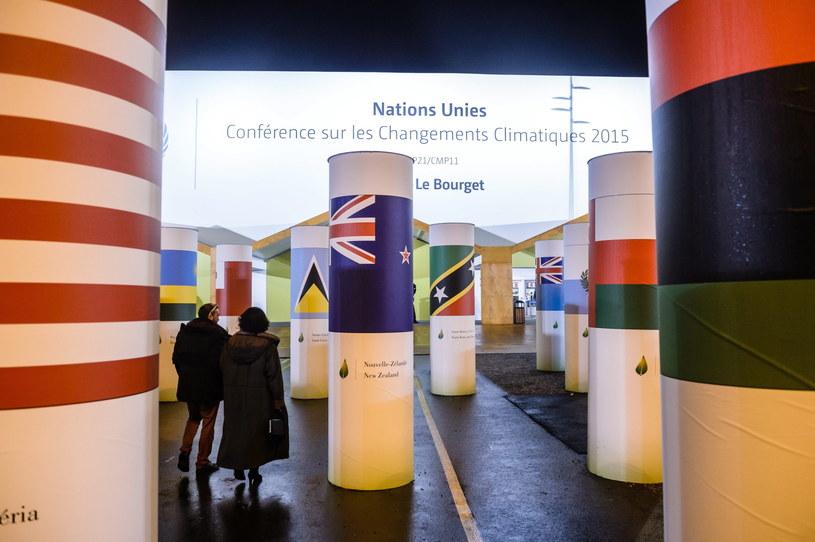 Światowa Konferencja Klimatyczna COP21 w Paryżu /CHRISTOPHE PETIT TESSON /PAP/EPA