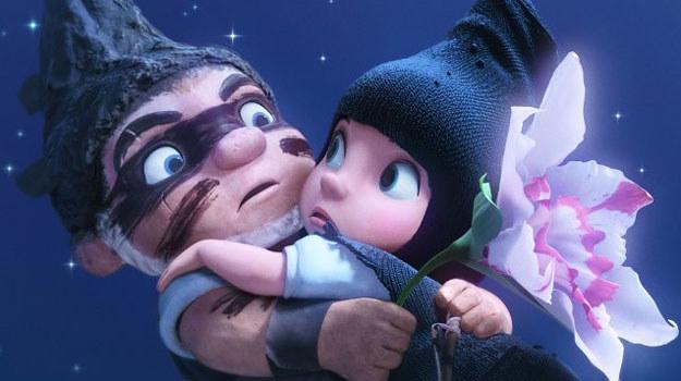 """Światowa premiera """"Gnomeo i Juliet"""" jest przewidziana na 11 listopada /materiały prasowe"""