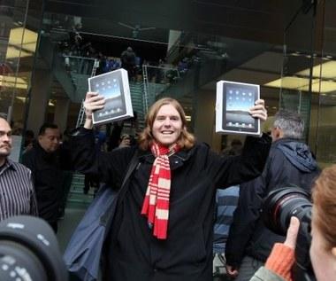 Światowa premiera iPada