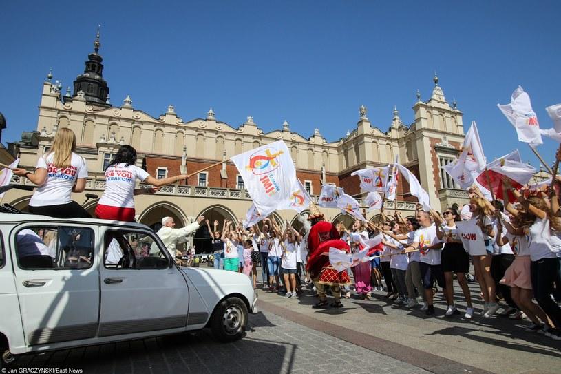 Światowe Dni Młodzieży mają się odbyć w Krakowie od 26 do 31 lipca 2016 /Jan Graczyński /East News