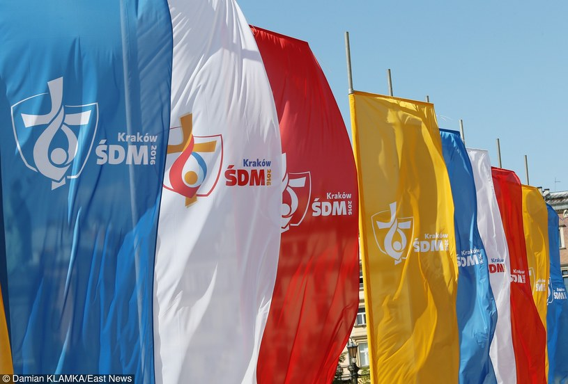 Światowe Dni Młodzieży odbędą się w dniach 26-31 lipca; weźmie w nich udział papież Franciszek /Damian Klamka /East News