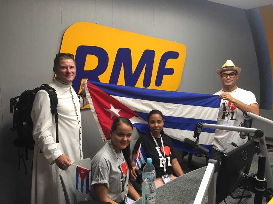 Światowe Dni Młodzieży w RMF FM /Monika Kamińska /RMF FM