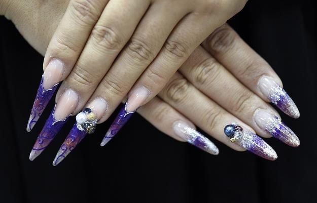 Światowe Targi Tipsów (Tokyo Nail Expo) trwają od wczoraj w stolicy Japonii /EPA