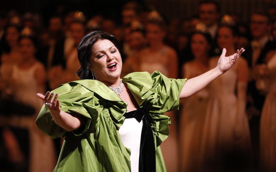 Światowej sławy śpiewaczka Anna Netrebko w szpitalu z powodu Covid-19 /FLORIAN WIESER /PAP/EPA